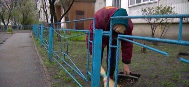 """Запорожский чиновник заподозрил дворников в страшном: """"Поднимают пыль и гоняют вирус по улицам"""""""