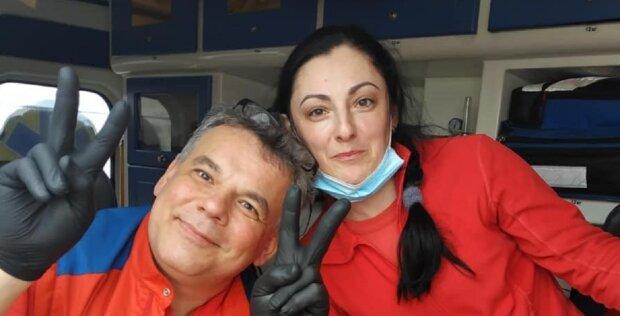 Медики спасли мужчину: Facebook Ровенский областной центр экстренной медицинской помощи