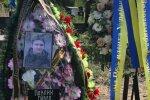 На могилі Паші Павлика, фото Анжеліки Рудницької