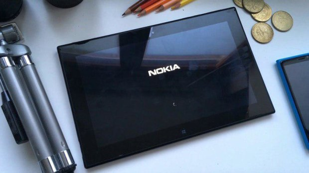 Nokia показала прототип отмененного планшета: видео