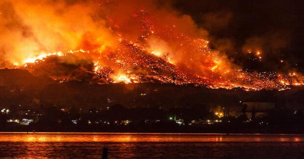 Пожежі, фото: Facebook