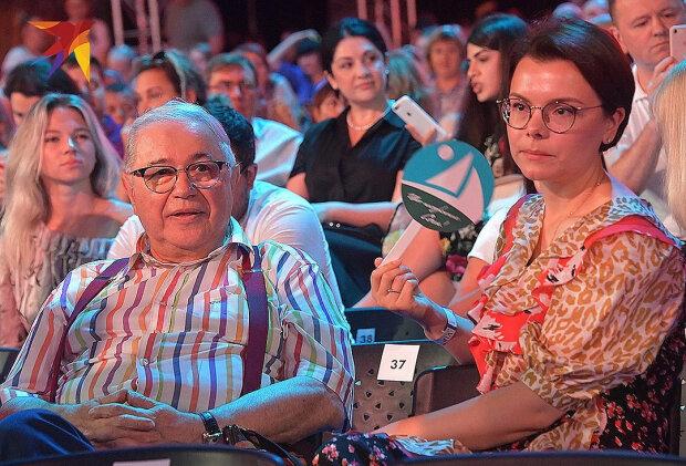 Евгений Петросян и Татьяна Брухунова, фото: politeka