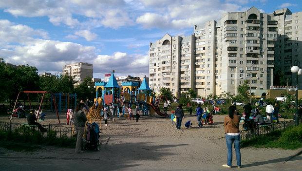 Киев без воды