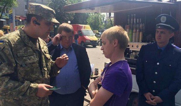 Підприємців у Києві перевіряють працівники військкоматів