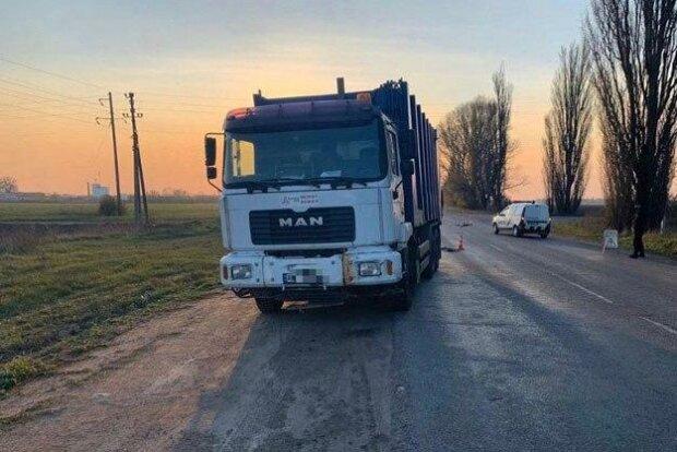 ДТП під Києвом, фото: Національна поліція
