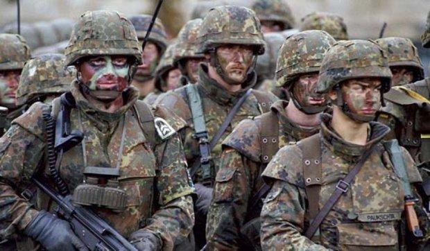Німеччина дасть ще 20 мільйонів євро на вишкіл своїх військових