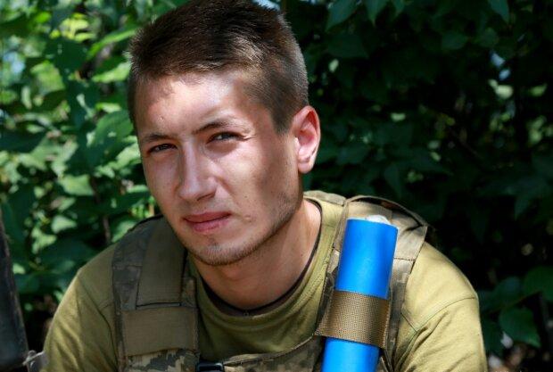 Военнослужащий Андрей, armyinform.com.ua