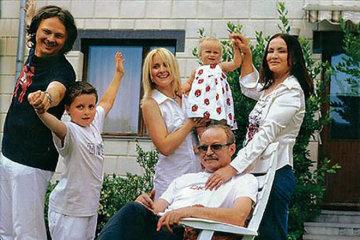 ротару фото семья
