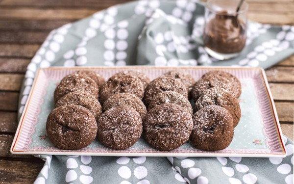 Рецепт печива з нутелли за 15 хвилин