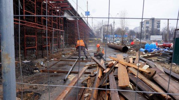 Команду Кличка хочуть затягати по судах: будівництво Шулявської розв'язки під загрозою зриву