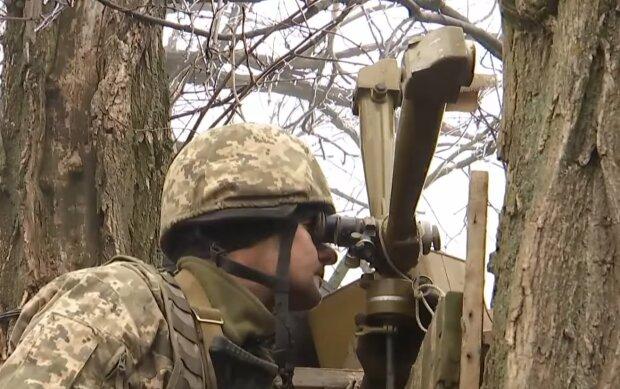 Донбас, кадр з відео