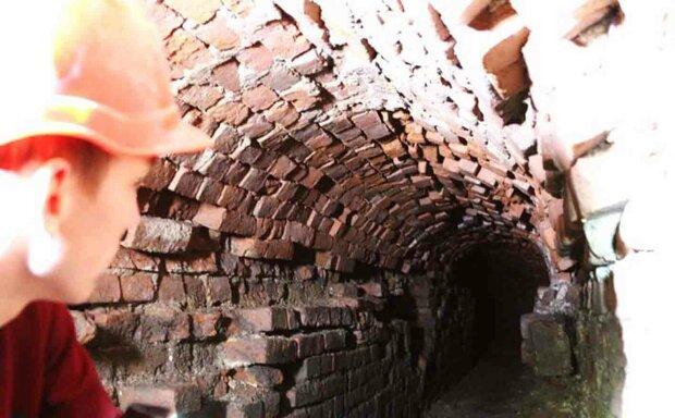 История под ногами: в Виннице раскопали подземный город, впечатляющие кадры