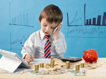 заработка денег в интернете для детей