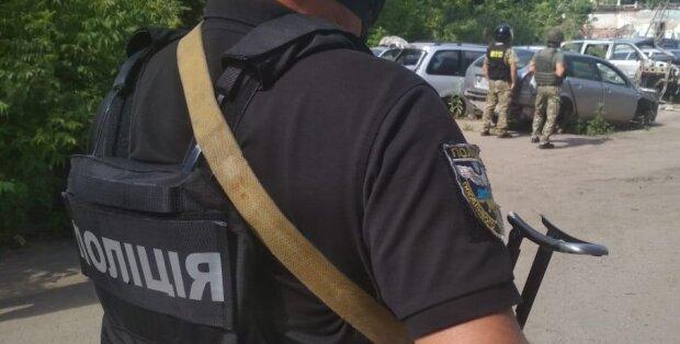 Полтавский террорист снова взял заложника и был ликвидирован — выдернул чеку и получил пулю в лоб