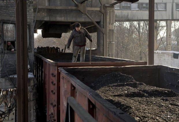 поставки угля