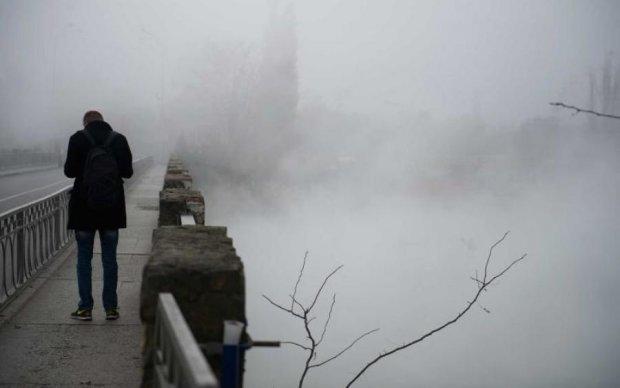 Погода на 27 квітня: Україна перетвориться на Сайлент Хілл