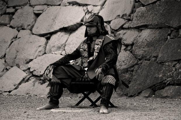 Техника Тамэсигири: зачем самураи рубили бамбук, солому и даже трупы людей