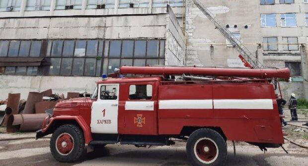 Пожарные, фото иллюстративное: Facebook ГСЧС Украины
