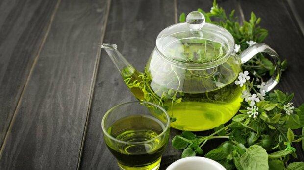 Зеленый чай, фото из открытых источников
