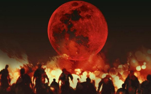 Кривавий місяць: тотальне затемнення перетворить вас на справжнього звіра