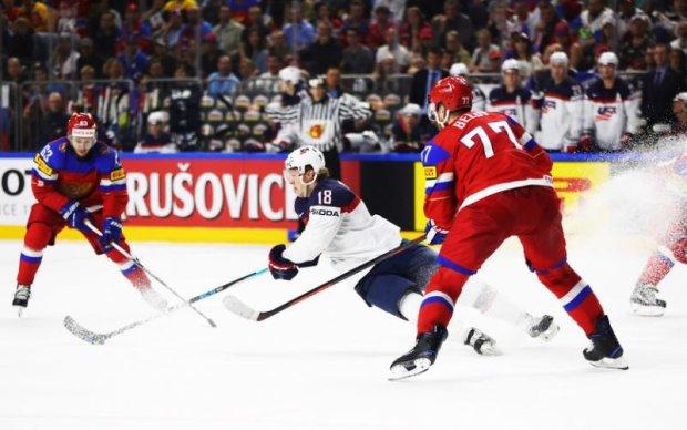 Росія - США 3:5 Відео найкращих моментів матчу ЧС-2017 з хокею
