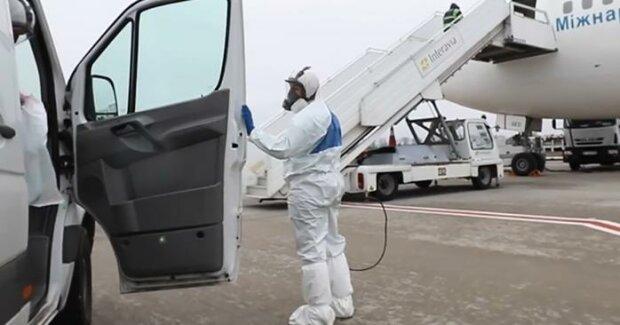 В Минздраве засекретили, где разместят эвакуированных из Китая украинцев