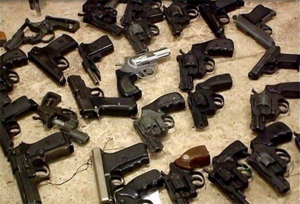 Здати незаконну зброю закликали протягом місяця