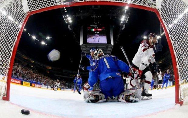 ЧС-2017 з хокею: Латвія мінімально обіграла Італію, Норвегія знищила Словенію