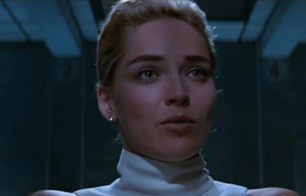 Шэрон Стоун, кадр из фильма