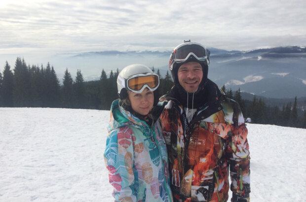 Тоня Матвиенко устроила романтику с Арсеном Мирзояном в Буковеле