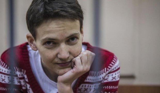 Савченко написала книгу - адвокат