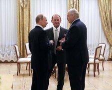 Лукашенко, Путін, Медведчук