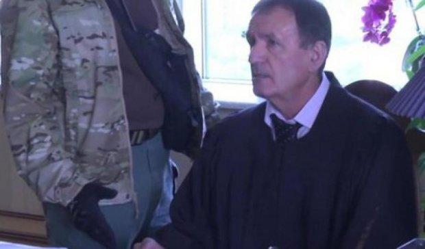 Рада дозволила арештувати суддю Чернушенка