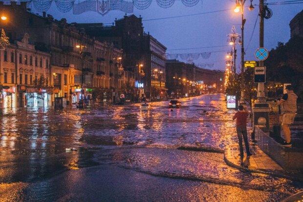 Украина стремительно мчит в новую климатическую зону: сначала — зальет, потом — поджарит