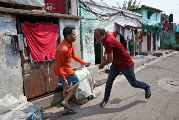 Карантин, фото: Рупак Где Чоудхури, Reuters