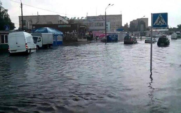 Особых проблем нет: у Кличка пытаются оправдаться, почему Киев уходил под воду