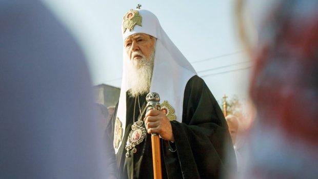 """Філарет пояснив, навіщо Україні потрібен Томос: """"Той, хто служить ворогові - служить дияволу"""""""