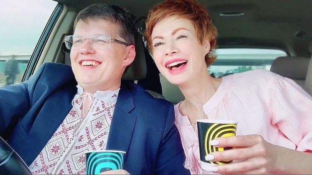"""Невесту вице-премьера Розенко Лебедь бросили: """"Поцеловала и сбежала"""""""