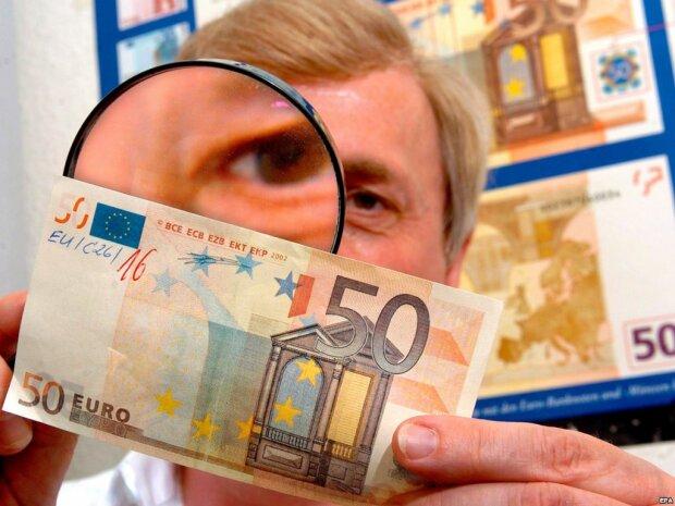 Фальшиві євро