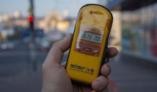 Де в Києві небезпечно жити: карта радіаційного забруднення