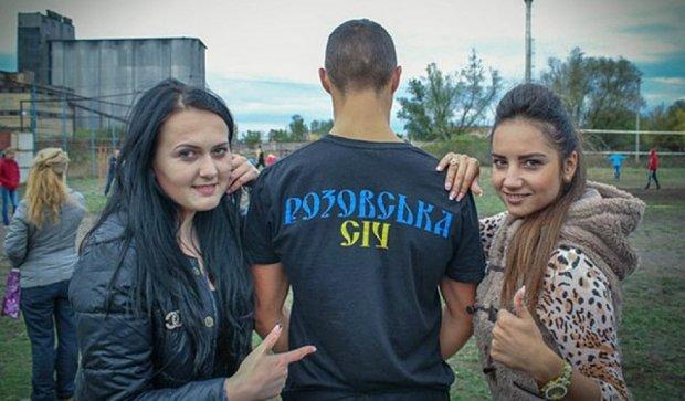 Спортивные соревнования между профессионалами и любителями прошли под Ужгородом (фото)