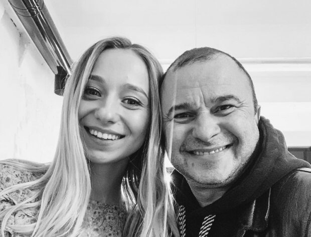 Віктор Павлік з нареченою, фото: Instagram