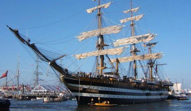В Амстердаме прошел масштабный фестиваль кораблей (фото)