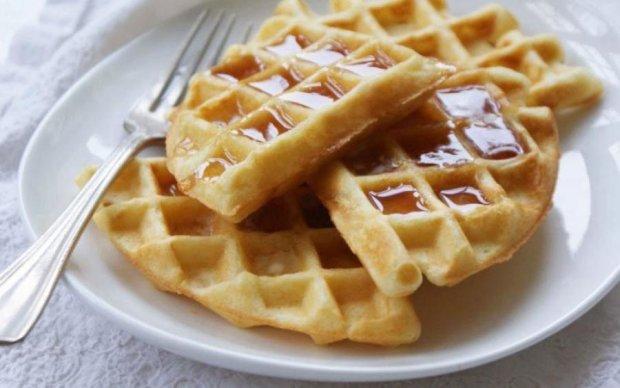 Пісна кухня може бути смачною: рецепт веганських вафель