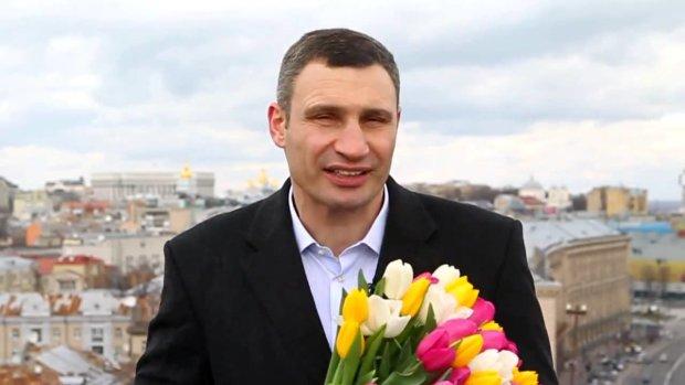Жінки позбавили Кличка тістечок і квітів у свято 8 березня: відео