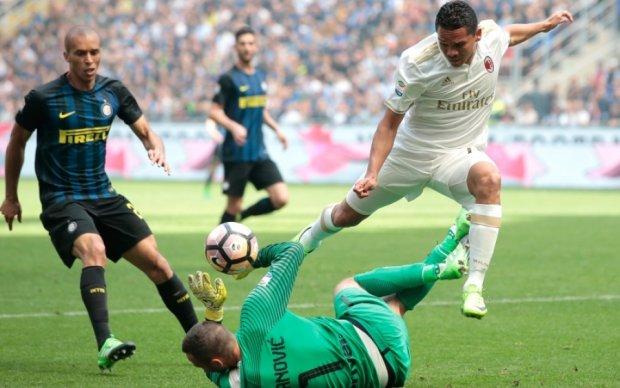 Інтер – Мілан: Відео голів та огляд матчу