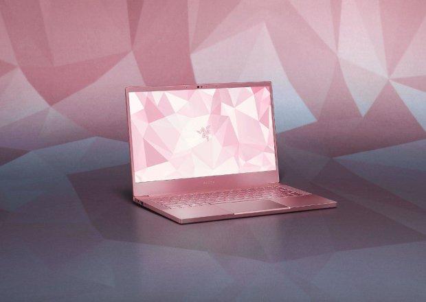 Razer Blade Stealth Quartz показали в рожевому кольорі до Дня закоханих: фото