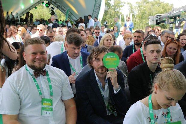 """Повний список """"Слуги народу"""" Зеленського: хто йде в парламент від партії президента"""