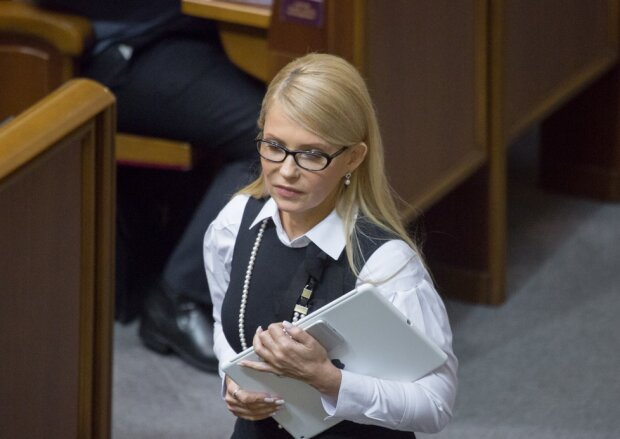 Юлия Тимошенко, Апостроф