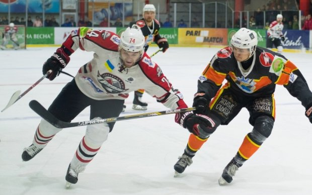 Донбасс выиграл первый матч финальной серии УХЛ